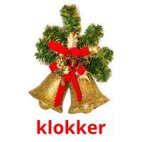 klokker picture flashcards