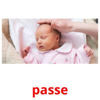 passe picture flashcards