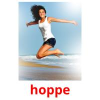 hoppe picture flashcards