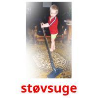 støvsuge picture flashcards