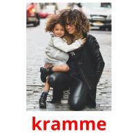 kramme picture flashcards