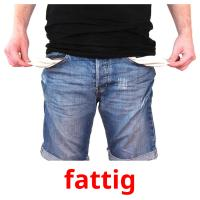 fattig card for translate