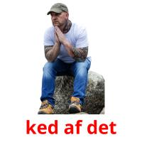 ked af det card for translate