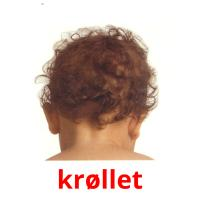 krøllet card for translate