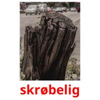 skrøbelig card for translate