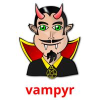 vampyr picture flashcards
