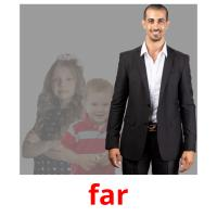 far picture flashcards