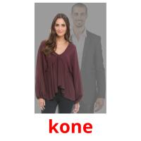 kone picture flashcards