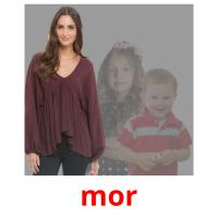 mor picture flashcards