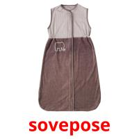 sovepose picture flashcards