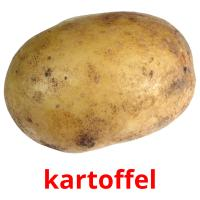 kartoffel picture flashcards