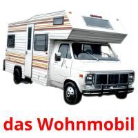 das Wohnmobil picture flashcards