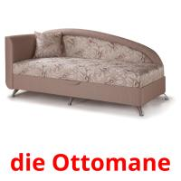 die Ottomane picture flashcards
