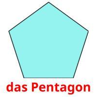 das Pentagon picture flashcards