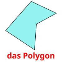 das Polygon picture flashcards
