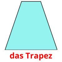 das Trapez picture flashcards