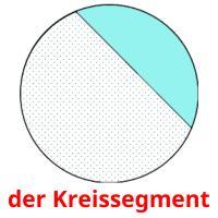 der Kreissegment picture flashcards