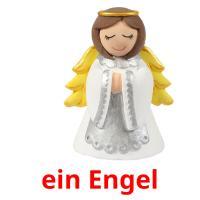 ein Engel picture flashcards