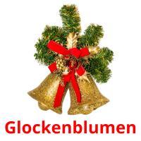 Glockenblumen picture flashcards