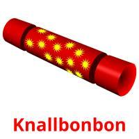 Knallbonbon picture flashcards