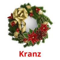 Kranz picture flashcards