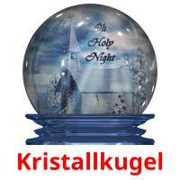 Kristallkugel picture flashcards