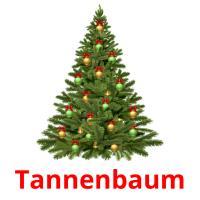 Tannenbaum picture flashcards