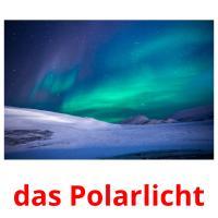 das Polarlicht picture flashcards