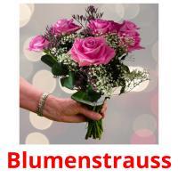 Blumenstrauss picture flashcards