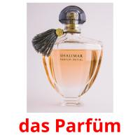 das Parfüm picture flashcards