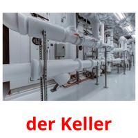 der Keller picture flashcards