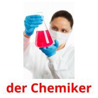 der Chemiker picture flashcards