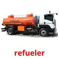 refueler picture flashcards