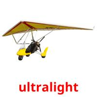ultralight picture flashcards
