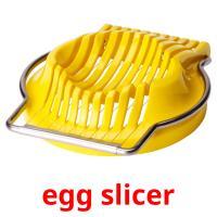 egg slicer picture flashcards