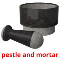 pestle and mortar picture flashcards