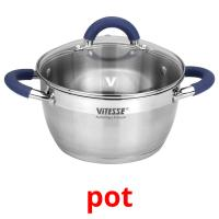 pot picture flashcards