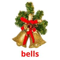 bells picture flashcards