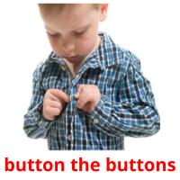 button the buttons picture flashcards