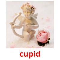 cupid picture flashcards