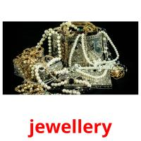 jewellery picture flashcards
