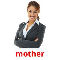 mother picture flashcards