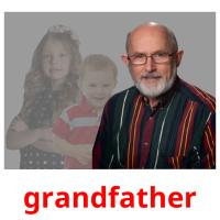 grandfather picture flashcards