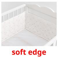 soft edge picture flashcards