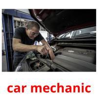 car mechanic карточки энциклопедических знаний