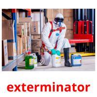 exterminator карточки энциклопедических знаний
