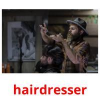 hairdresser карточки энциклопедических знаний