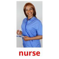 nurse карточки энциклопедических знаний