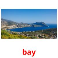 bay picture flashcards