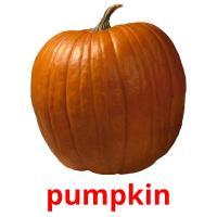 pumpkin карточки энциклопедических знаний